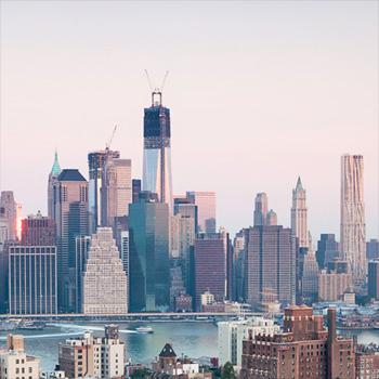La technologie aide New York à se relever