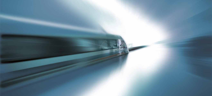 Trains et tramways